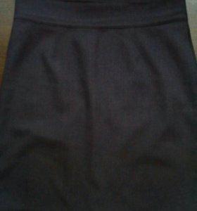 Школьная юбка(карандаш)