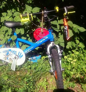 — Детский велосипед B´TWIN