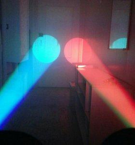 Световой прибор Acme Color Spot 10 Led
