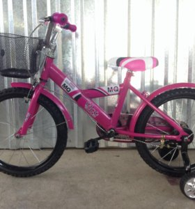 Велосипед детский на 5-7 лет