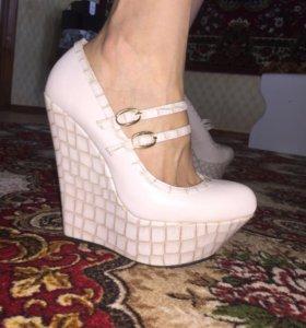Туфли(реальному покупателю ТОРГ‼️)