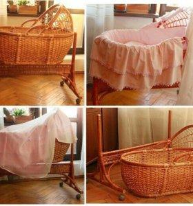 Плетеная колыбель