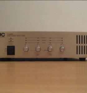 Усилитель мощности ITC Escort T- 4S60, обмен