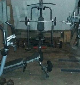 Фитнес тренажеры