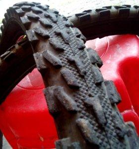 Шины на горный велосипед R 26