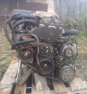 Запчасти двигатель GA15DE