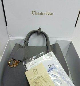 Сумка женская натуральная кожа Cristian Dior