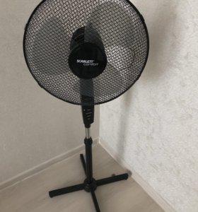Напольный вентилятор Scarlett Confort