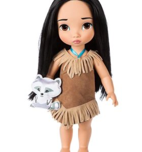 Кукла Пакахонтес Дисней Animators США