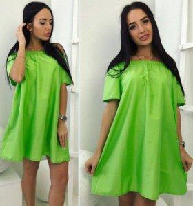 Платье бенгалин