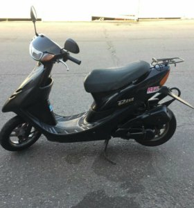 Honda Dio AF 34(тюнинг).