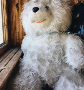 Огромный мягкий плюшевый медведь игрушка