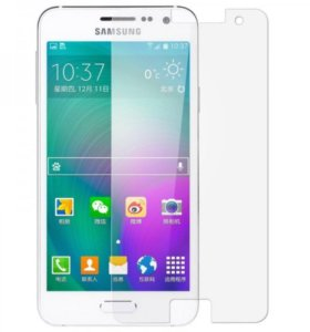 Защитное стекло на Samsung A5 15