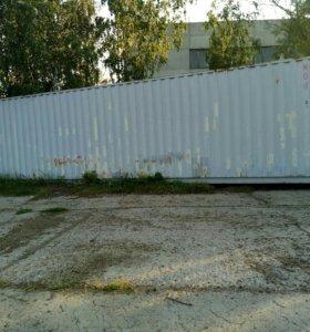 Продаю контейнер 40 тон.