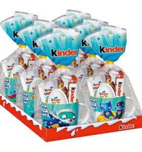 Кружка kinder со сладостями
