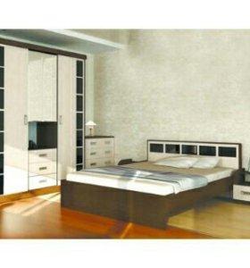 Спальня Сабрина-3 модульный набор