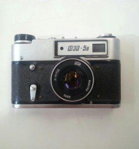 Фотоаппарат (ФЭД•5В) СССР