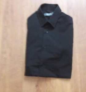 Школьная рубашка (Чёрная)