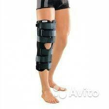 Ортез на коленный сустав усиленный KS-601 orlett M