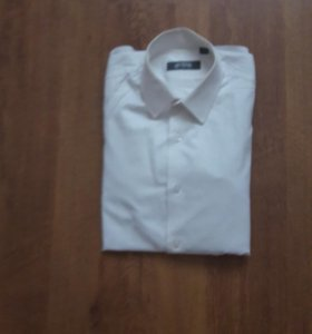 Рубашка школьная (Белая).