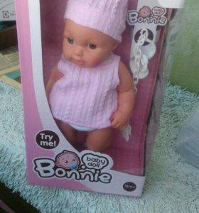 Новая кукла.
