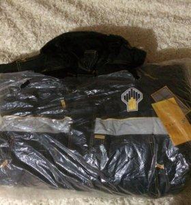 Спец одежда зимняя новая р-182-188,112-116