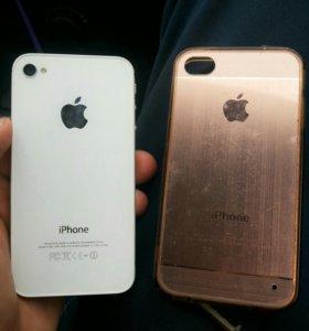 iphone 4s. 8Гб.