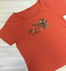 Женская футболка The North Face