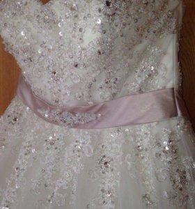 Волшебное свадебное платье
