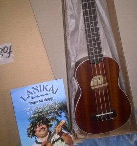 Укулеле (гавайская гитара)