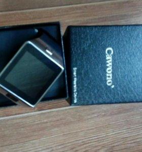 Смарт часы DZ09 Cawono(новые)