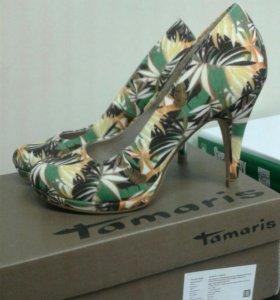 Туфли тамарис