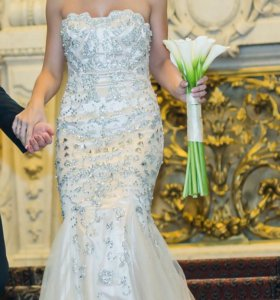 Свадебное вечернее платье Jovani