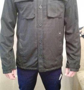 Куртка рубашка на осень Adidas