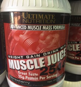 Muscle Juice 2.25 kg