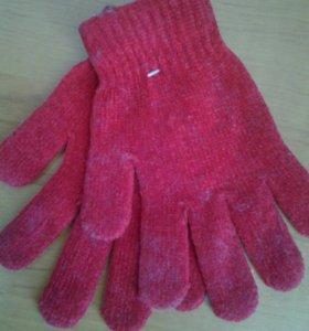 Перчатки женские (новые)
