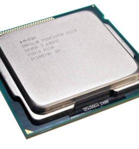 Intel Pentium G620 2.6 GHz/2core/SVGA HD Graphics/0.5+ 3Mb/65W/LGA115