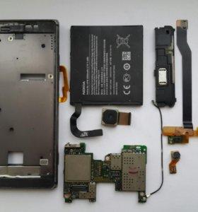 Nokia Lumia 925 на запчасти
