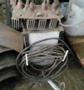 Электро сварка с диодным мостом