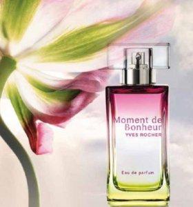 парфюмерная вода момент счастья