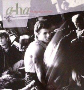 A-Ha лучший LP альбом распавшейся группы на виниле