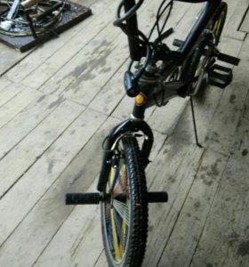 Велосипед марки BMX