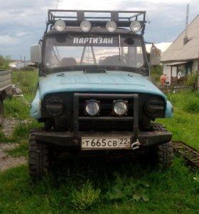 УАЗ 469 1981г.