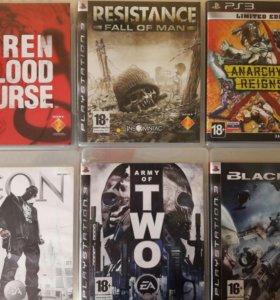 Диски PS 3 по одной цене