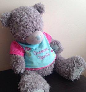 Большой мишка Тедди