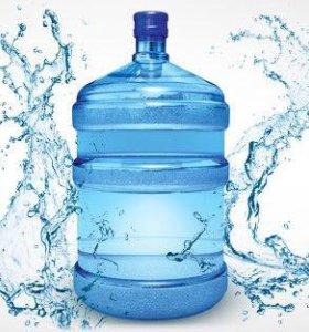 Продам воду 19л