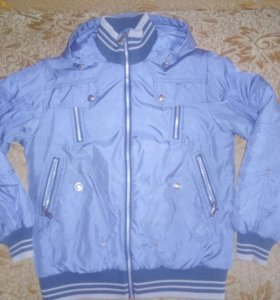 Куртка весна-осень, р134-140-146