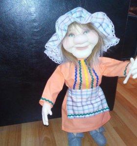 "Интерьерная кукла ""Домовушка"""