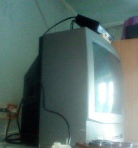 Телевизор цветной Sharp