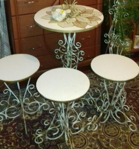 Комплект мебели на дачу
